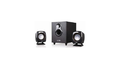 FD F 203G Multimedia Speakers System Review