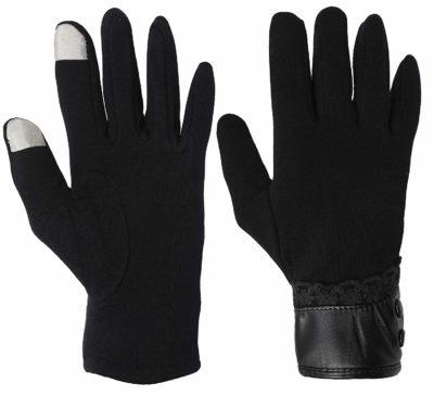 FabSeasons Woolen Winter gloves