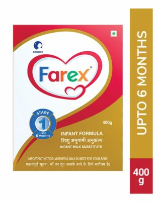 Farex 1 Infant Formula Refill
