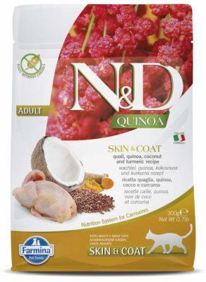 Farmina Pet Foods N&D Quinoa Skin and Coat Dry