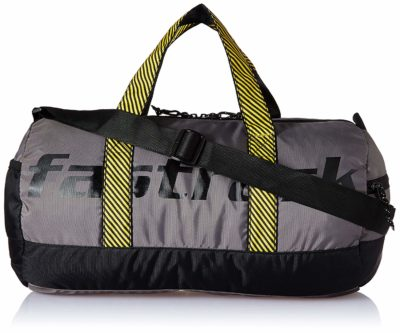 Fastrack Polyester 17 inches Grey Travel Duffle (A0722NGY01)