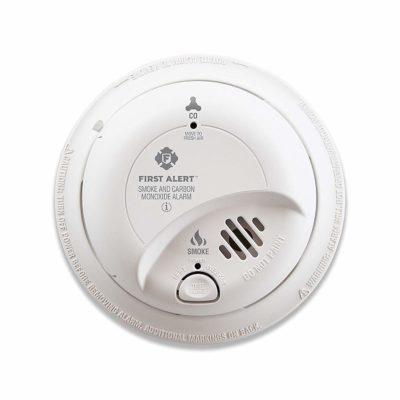 First-Alert-Hardwired-Smoke-Alarm