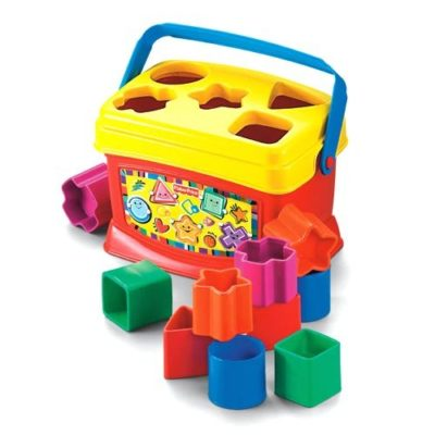 Fisher Price Basics Baby First Blocks
