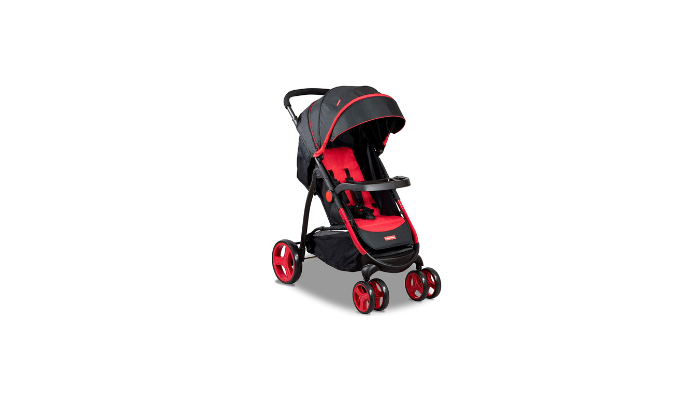 Fisher Price Explorer Steel Stroller Cum Pram Review