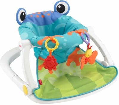 Fisher-price Sit-me-up Multi-color Floor Seat