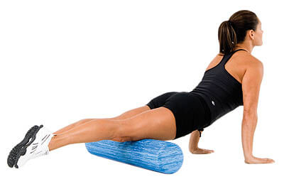 Foam Roller Exercises for Your Quadriceps