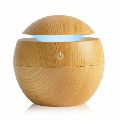 Foolzy Wood Grain Humidifier
