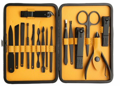 Foolzy Professional Manicure Set Grooming Kit