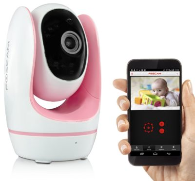Fosbaby Digital Video Baby Monitor