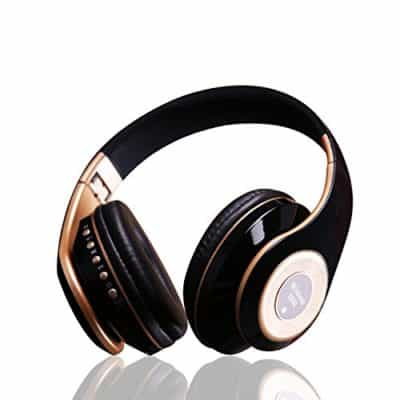Freezer S930 Bluetooth 4.1 Extra Bass Noise cancelling FM/Memory card Support Wireless Headphone with Mic