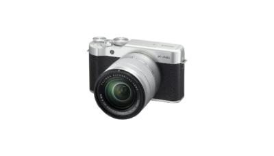 Fujifilm X A10 Mirrorless Camera Review