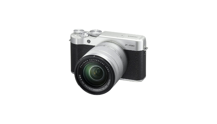 Fujifilm X A10 Mirrorless Camera Review