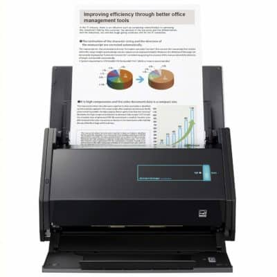 Advanced paper feeding system