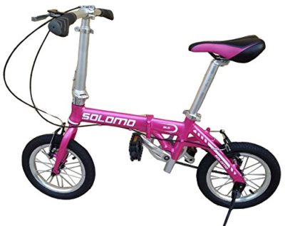 GOGO A1 Light Weight Compact Foldable Bicycle