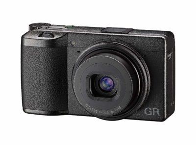 GR Digital Compact Camera