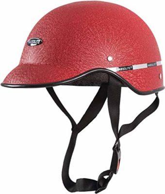 GTB Mini Wrinkle Mens Safety Helmet