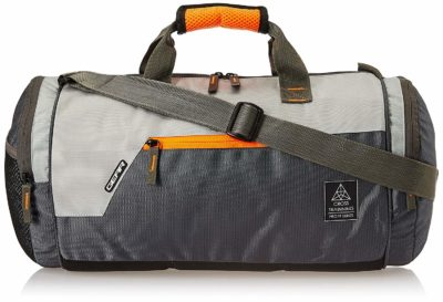 Gear Polyester 38 cms Grey Travel Duffle
