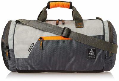 Gear Polyester 38 cms Grey Travel Duffle
