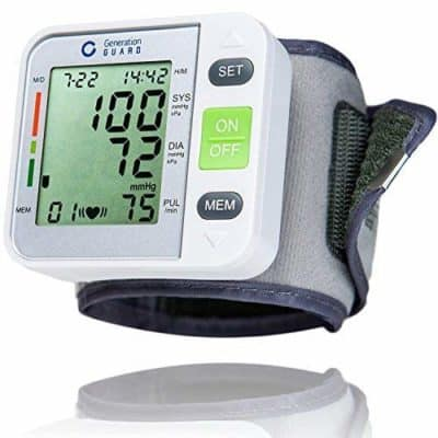 Clinical Blood Pressure Monitor by Generation Guard
