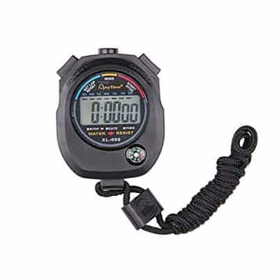 Generic Waterproof Digital LCD Stopwatch