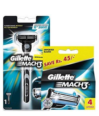 Gillette Mach 3 shaving razor
