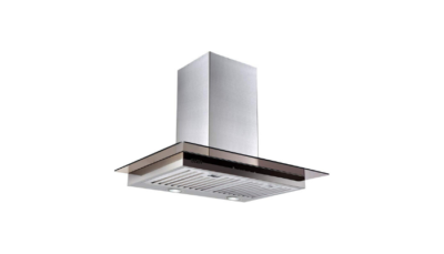 Glen 60cm 1000 m3h Straight Glass Wall Mounted Chimney 6062 Review
