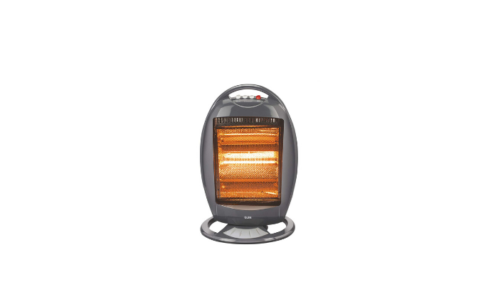 Glen 7016 Halogen Room Heater Review 1