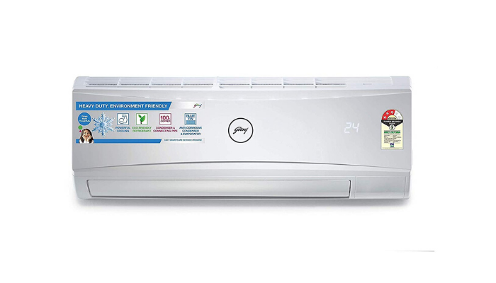 Godrej 1 Ton 3 Star GSC 12RTC3 WRA Split AC Review
