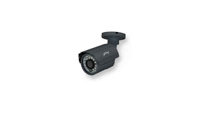 Godrej Security Solutions SEHCCTV3100 IR Outdoor Bullet CCTV Camera Review