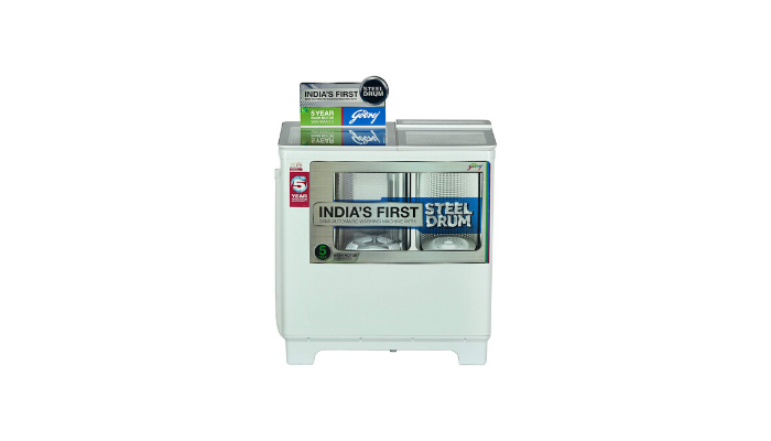 Godrej WS 800 PDS 8kg Semi automatic Top loading Washing Machine Review