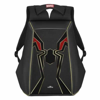 Gods Marvel Avengers Exclusive Ghost Anti-theft 15.6 Inch Laptop Backpack