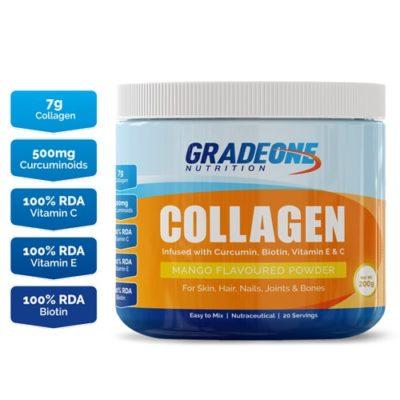 GradeOne Nutritions Hydrolysed Collagen