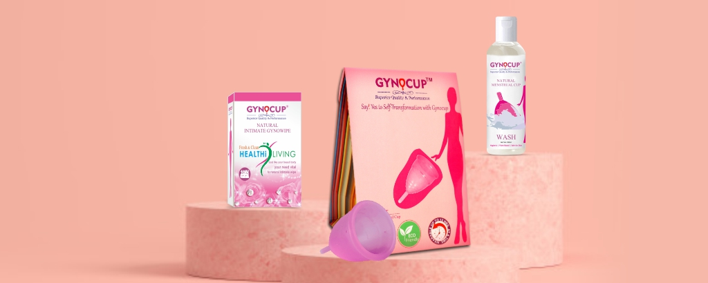 GynoCup Menstrual Cup Kit Review 3