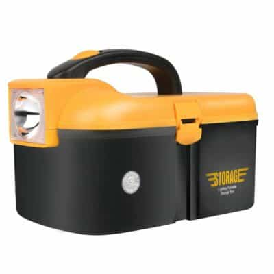 HOKIPO Tool Storage Box
