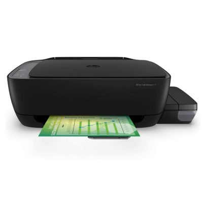 HP 410 All-in-One Wireless Ink Tank Color Printer with Voice-Activated Printing