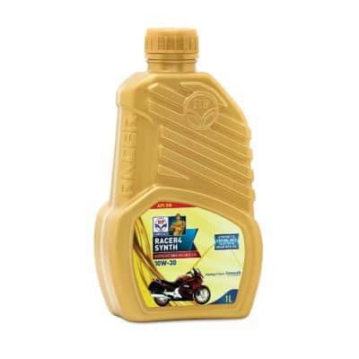HP Lubricants Semi Synthetic Engine Oil