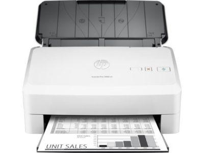 HP ScanJet Pro 3000 s3 Sheet-feed Scanner Best Sleek & High Speed Document Scanner
