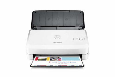 HP Sheet-feed Desktop Scanner