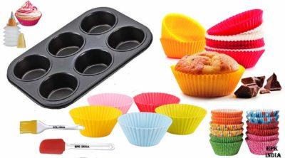 HPK 115-Piece Complete Bakeware Set