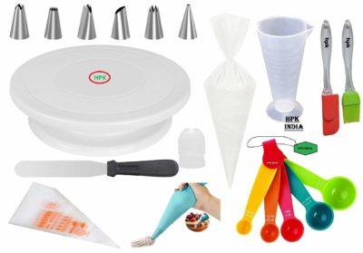 HPK Plastic Cake Decoration Tools