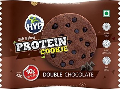 HYP Double Chocolate Protein Cookies Pack of 6 – 42g
