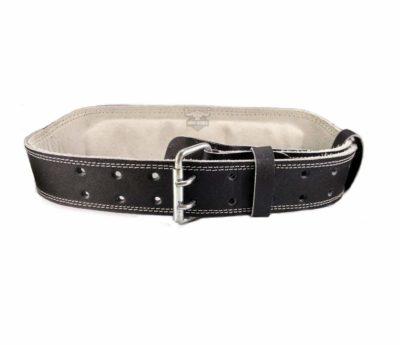Hard Bodies HB-B104 Leather Gym Belt