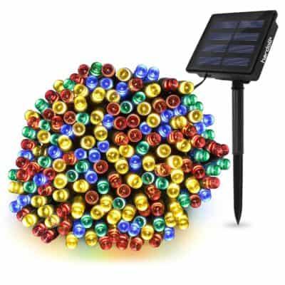 Hardoll 200 LED Decorative Solar Light for Garden