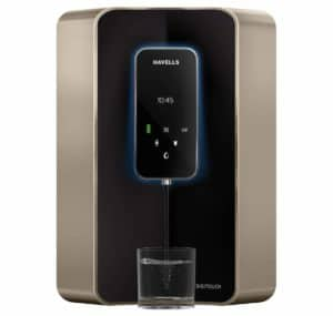 Havells Digitouch RO UV Mineral 7L Water Purifier(Black)