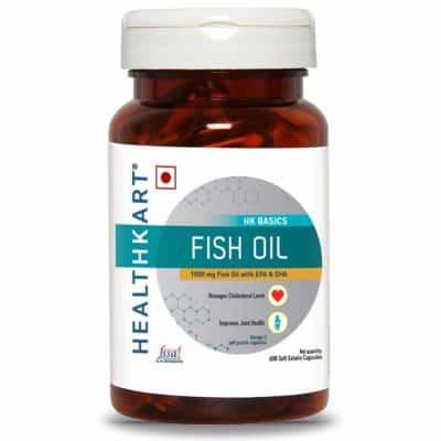 HealthKart Fish Oil