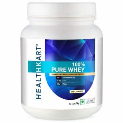 HealthKart 100% Pure Raw Whey Protein