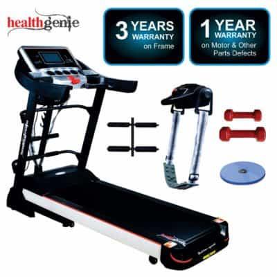 Healthgenie 6in1 Motorized Treadmill