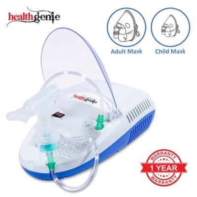 Healthgenie Compressor Nebulizer Complete Kit