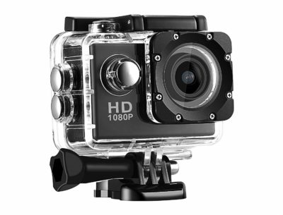 Maddcell Helmet Sports Action Camera