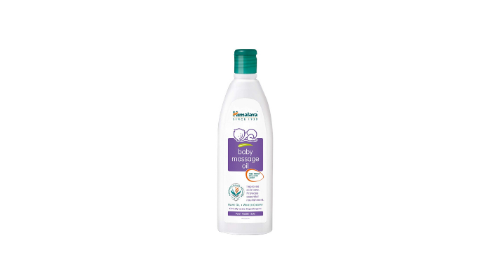 Himalaya Baby Massage Oil Review
